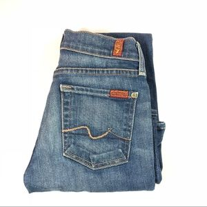7 For All Mankind Bootcut Jeans 24